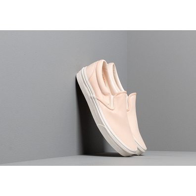 Vans Classic Slip-On (Brushed Twill) Vanilla Cream productafbeelding