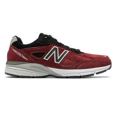 New Balance M990 RB4 suede productafbeelding