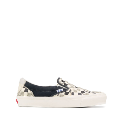 Vans checkered plimsoll productafbeelding