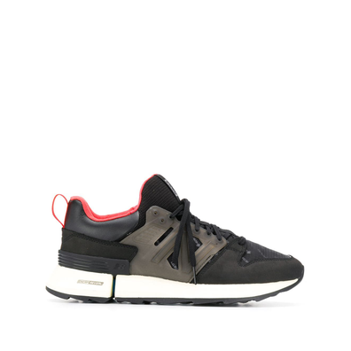 New Balance layered low top productafbeelding