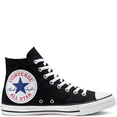 Chuck Taylor All Star Oversized Logo High Top productafbeelding