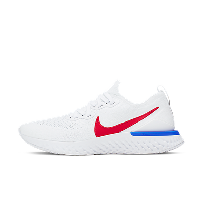 Nike Epic React Flyknit 2 'University Red' productafbeelding