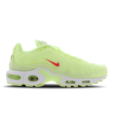 Nike Wmns Air Max Plus TN SE (Barely Volt / Red Orbit) productafbeelding