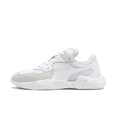 Puma Storm Origin 'Triple White' productafbeelding