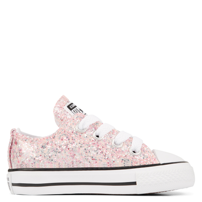 Chuck Taylor All Star Chunky Glitter Low Top productafbeelding