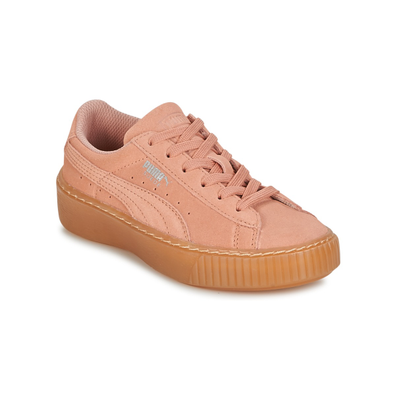 Puma SUEDE PLATFORM JEWEL PS productafbeelding