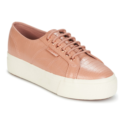 Superga 2790 F GL W EMB COCCO productafbeelding
