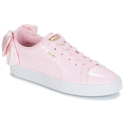 Puma WN SUEDE BOW PATENT.CRADLE productafbeelding