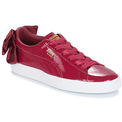 Puma WN SUEDE BOW PATENT.TIBETA productafbeelding