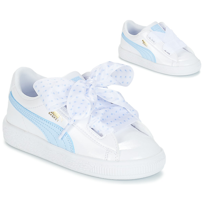 Puma G INF B HEART STARS.WHITE productafbeelding
