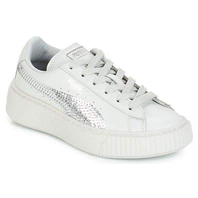 Puma G PS B PLATFORM BLING.GRAY productafbeelding