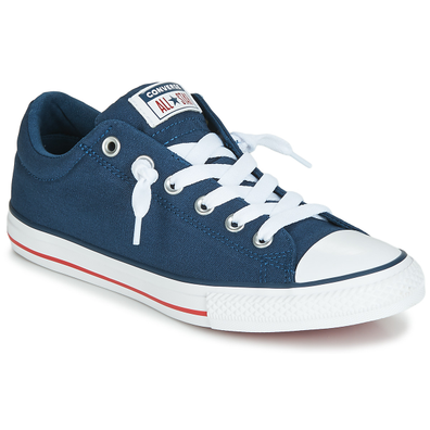 Converse CHUCK TAYLOR ALL STAR STREET CANVAS OX productafbeelding