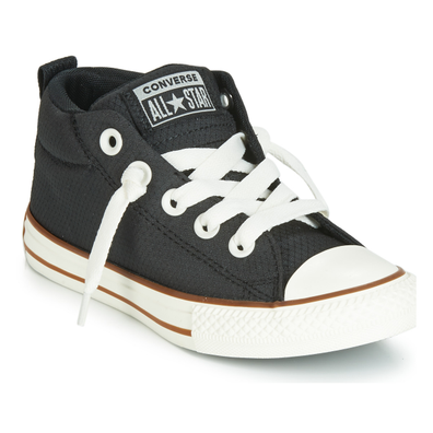 Converse CHUCK TAYLOR ALL STAR STREET MID POLYESTER HI productafbeelding