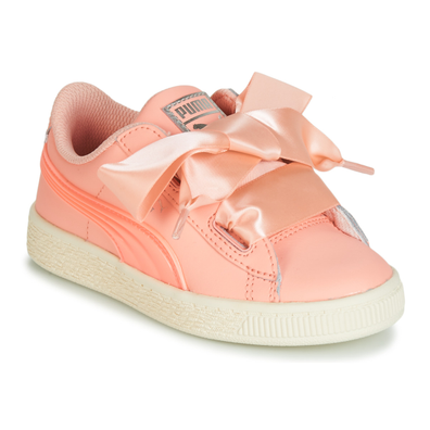Puma PS BASKET HEART JELLY.PEAC productafbeelding