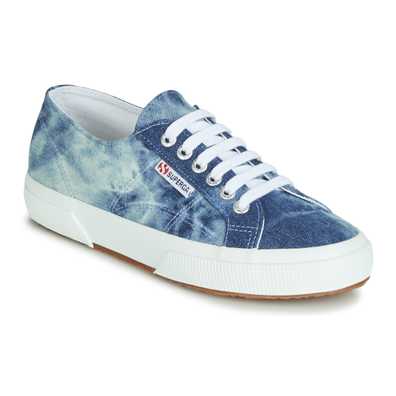 Superga 2750 TIE DYE DENIM productafbeelding