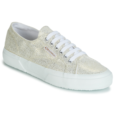 Superga 2750 JERSEY FROST LAME W productafbeelding