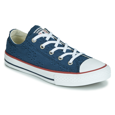 Converse CHUCK TAYLOR ALL STAR BROADERIE ANGLIAS OX productafbeelding