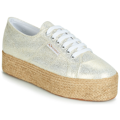 Superga 2790 JERSEY FROST LAME W productafbeelding
