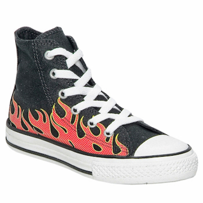 Converse ALL STAR FLAME HI productafbeelding