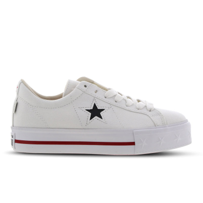 Converse One Star Platform productafbeelding