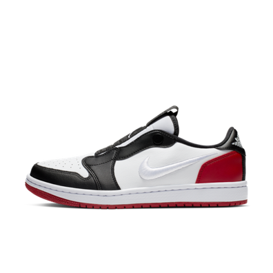 Air Jordan 1 Low Slip-On 'Black Toe' productafbeelding
