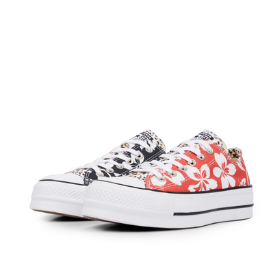 Chuck Taylor All Star Hawaiian Mix Platform Low Top productafbeelding