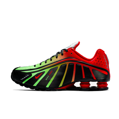 Neymar JR X Nike Shox R4 'Red/Green' productafbeelding