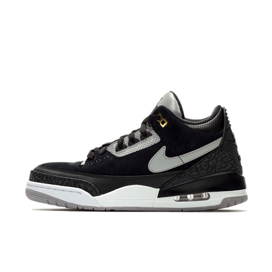Air Jordan 3 Retro Tinker 'Black'