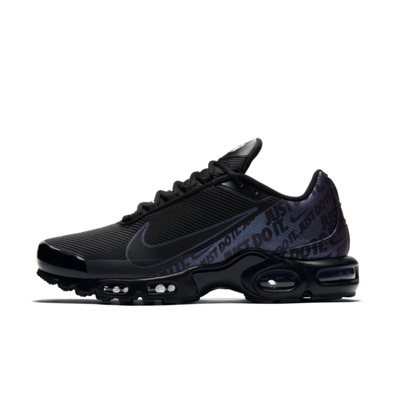 Nike Air Max Plus Just Do It 'Black' productafbeelding