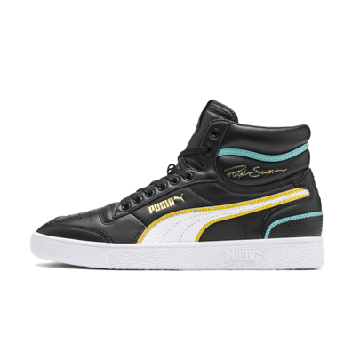 Ralph Sampson X Puma Mid Hoops 'Black' productafbeelding