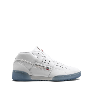 Reebok Workout Mid Clean productafbeelding
