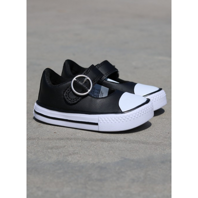 Converse Superplay mary black white ts productafbeelding