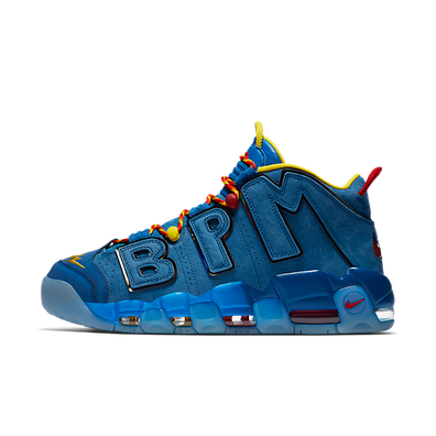 Nike Air More Uptempo '96 DB mid tops - Blauw productafbeelding