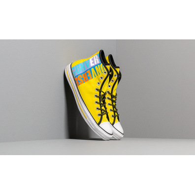 Converse Chuck Taylor All Star Fresh Yellow/ Black/ White productafbeelding