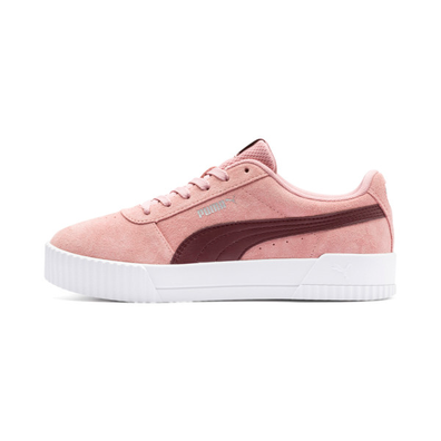 Puma Carina Suede Womens Sneakers productafbeelding