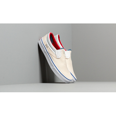Vans Classic Slip-On (Outside In) Natural/ Stv productafbeelding
