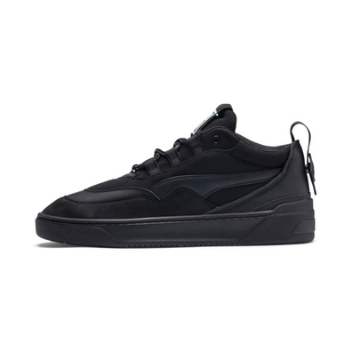 Puma Cali Zero Demi Triple Black Trainers productafbeelding