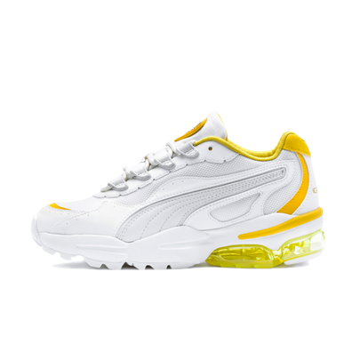 Puma Cell Stellar 'White/Yellow' productafbeelding
