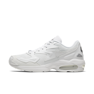 Nike Air Max 2 Light 'Triple White' productafbeelding