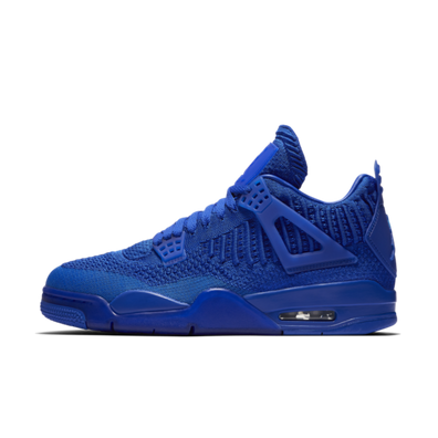 Air Jordan 4 Retro Flyknit 'Royal Blue' productafbeelding