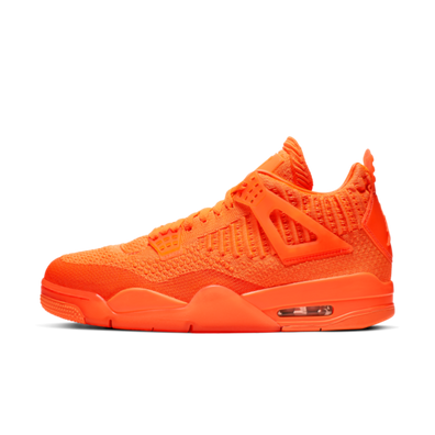 Air Jordan 4 Retro Flyknit 'Total Orange' productafbeelding