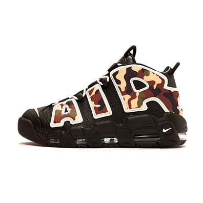 Nike Air More Uptempo '96 'Black Camo' productafbeelding
