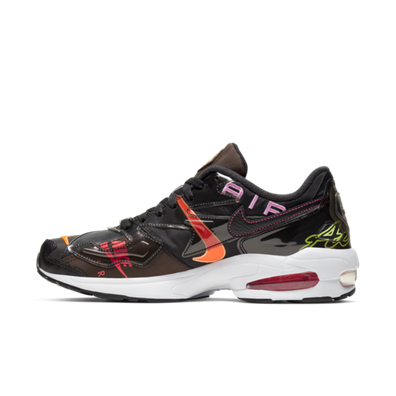 Atmos X Nike Air Max 2 Light 'Black' productafbeelding