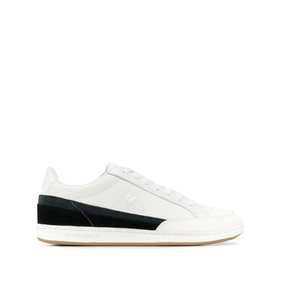 Le Coq Sportif Sneakers met applicatie - Wit productafbeelding