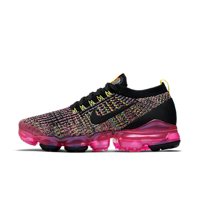 "Nike WMNS Air VaporMax Flyknit 3 ""Pink Blast"" productafbeelding"
