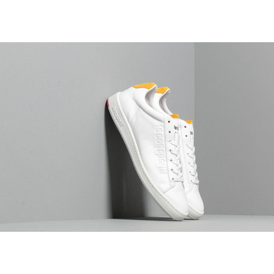 le coq sportif Blazon Optical White/ Yellow productafbeelding