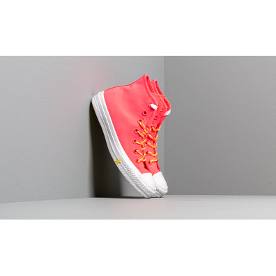 Converse Chuck Taylor All Star Racer Pink/ Fresh Yellow/ White productafbeelding