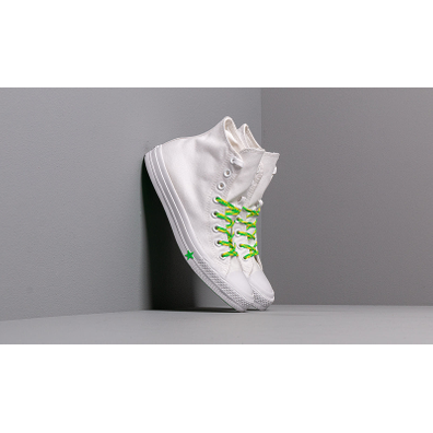 Converse Chuck Taylor All Star White/ Acid Green/ Fresh Yellow productafbeelding