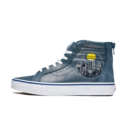 Vans x Harry Potter Sk8-Hi Zip Youth 'Hogwarts' productafbeelding