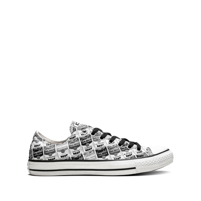 Converse x Andy Warhol Chuck Taylor All Star OX productafbeelding